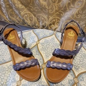 Crown Vintage platform Sandal